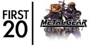 Metal Gear Solid: Ghost Babel - First20