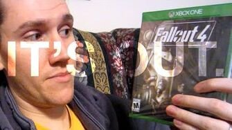 Fallout 4 Is Out (Day 2177 - 11 10 15)