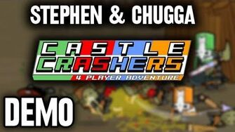 Stephen & Chugga Castle Crashers - Demo Fridays-0