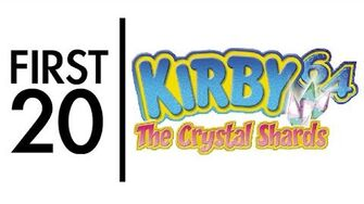 Kirby 64 The Crystal Shards - First20