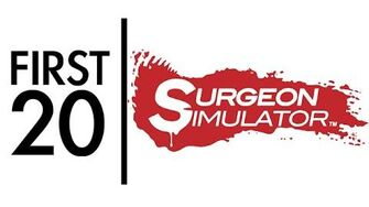 Surgeon Simulator - First20 (w Mal)