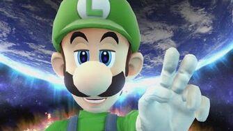 Creepy Luigi