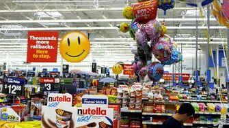 Weekend at Walmart • 6.5