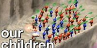 These Pikmin Are Our Children