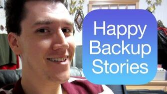 Happy Backup Stories (Day 1780 - 10 9 14)