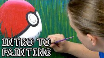Intro to Painting - Pokémon