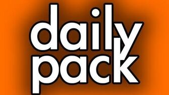 Daily Pack Logo (Day 596 - 7 13 11)