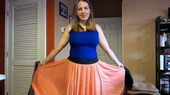 Skirt For Greece (Day 2041 - 6 27 15)