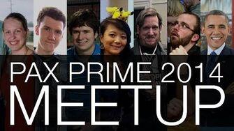 PAX Prime 2014 Meetup Details