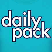 Women-s-tee-daily-pack-logo design