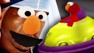 Catch Elmo Ridin' Dirty
