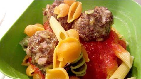 Homemade Meatballs (Day 1457 - 11 20 13)