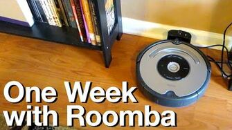 One Week with Roomba (Day 2236 - 1 8 16)
