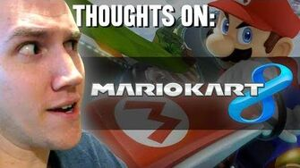 What I Think About Mario Kart 8 (Day 1621 - 5 3 14)