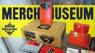MOTHER Merch Museum - Camp Fangamer