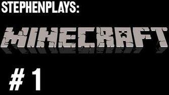 Stephen Plays Minecraft - Ep