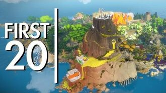 The Witness - First20