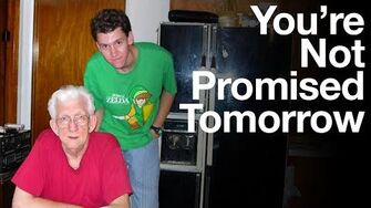 You're Not Promised Tomorrow (Day 2145 - 10 9 15)