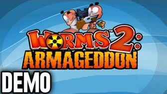 Worms 2 Armageddon - Demo Fridays