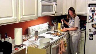 Pre-Thanksgiving Preparation (Day 1828 - 11 26 14)