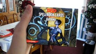 Spellbook Cards (Day 2135 - 9 29 15)