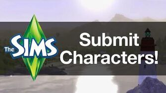 Stephen Plays The Sims - SUBMIT CHARACTERS!