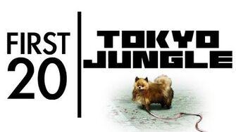 Tokyo Jungle - First20