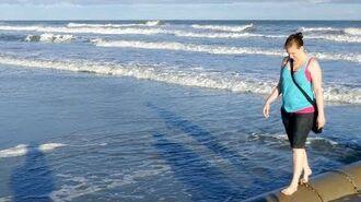 Sand Going Down The Beach • 5.5