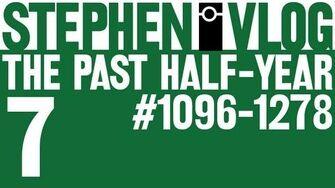 The Past Half-Year 7-0