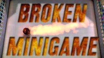 Broken Minigame