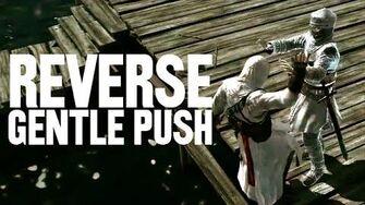 Reverse Gentle Push