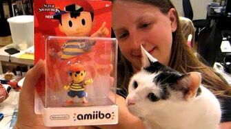 We Got A Ness amiibo! (Day 2037 - 6 23 15)