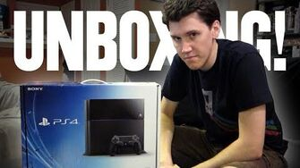 PlayStation 4 Unboxing (Day 1827 - 11 25 14)