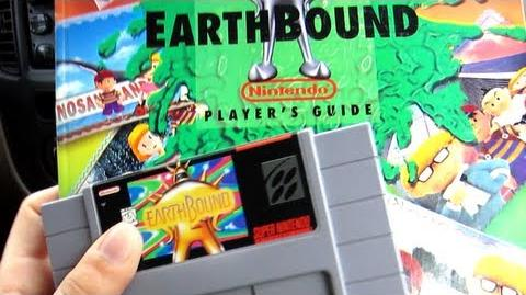 Fake Earthbound Cart (Day 1342 - 7 28 13)