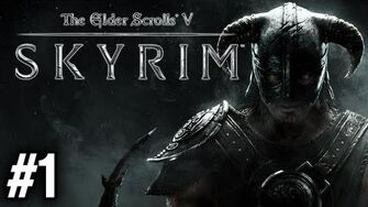 Stephen Plays Skyrim 1