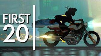 Transistor - First20