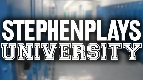 StephenPlays University