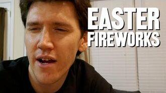 Easter Fireworks • 4.15