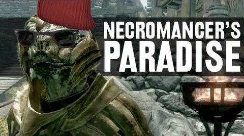 Necromancer's Paradise