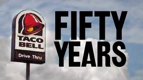 Happy 50th Birthday Taco Bell (Day 848 - 3 21 12)