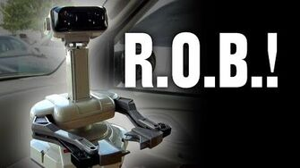It's R.O.B