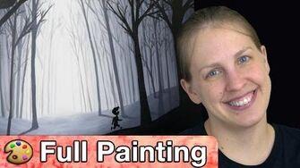 "Limbo - ""Purgatory"" Painting (Full Version)"