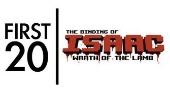 The Binding of Isaac - First20-0