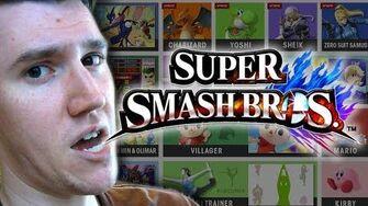 Smash Bros Nintendo Direct (Day 1596 - 4 8 14)