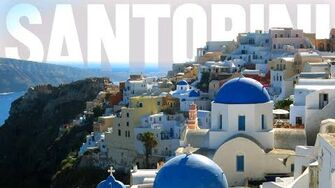 The Beautiful Island of Santorini (Day 2049 - 7 5 15)
