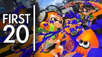 Splatoon (w Chugga) - First20