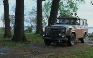 1968 Toyota Land Cruiser