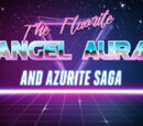 The Fluorite, Angel aura quartz, and Azurite saga