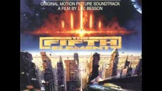 Timecrash - The Fifth Element Soundtrack