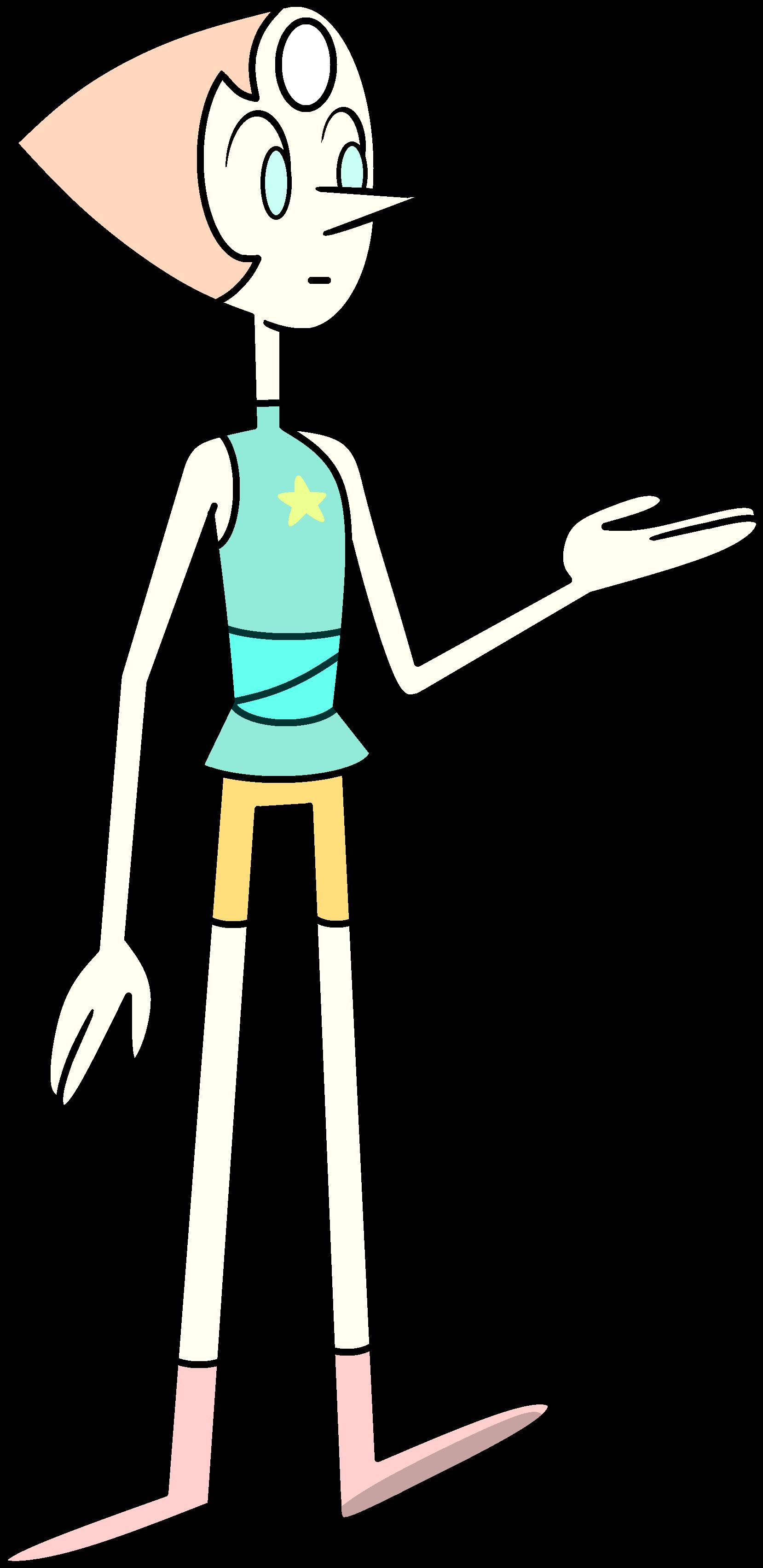 Pearl Steven Universe New Design